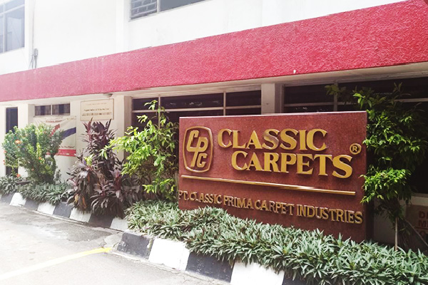 PT. Classic Prima Carpet Industries